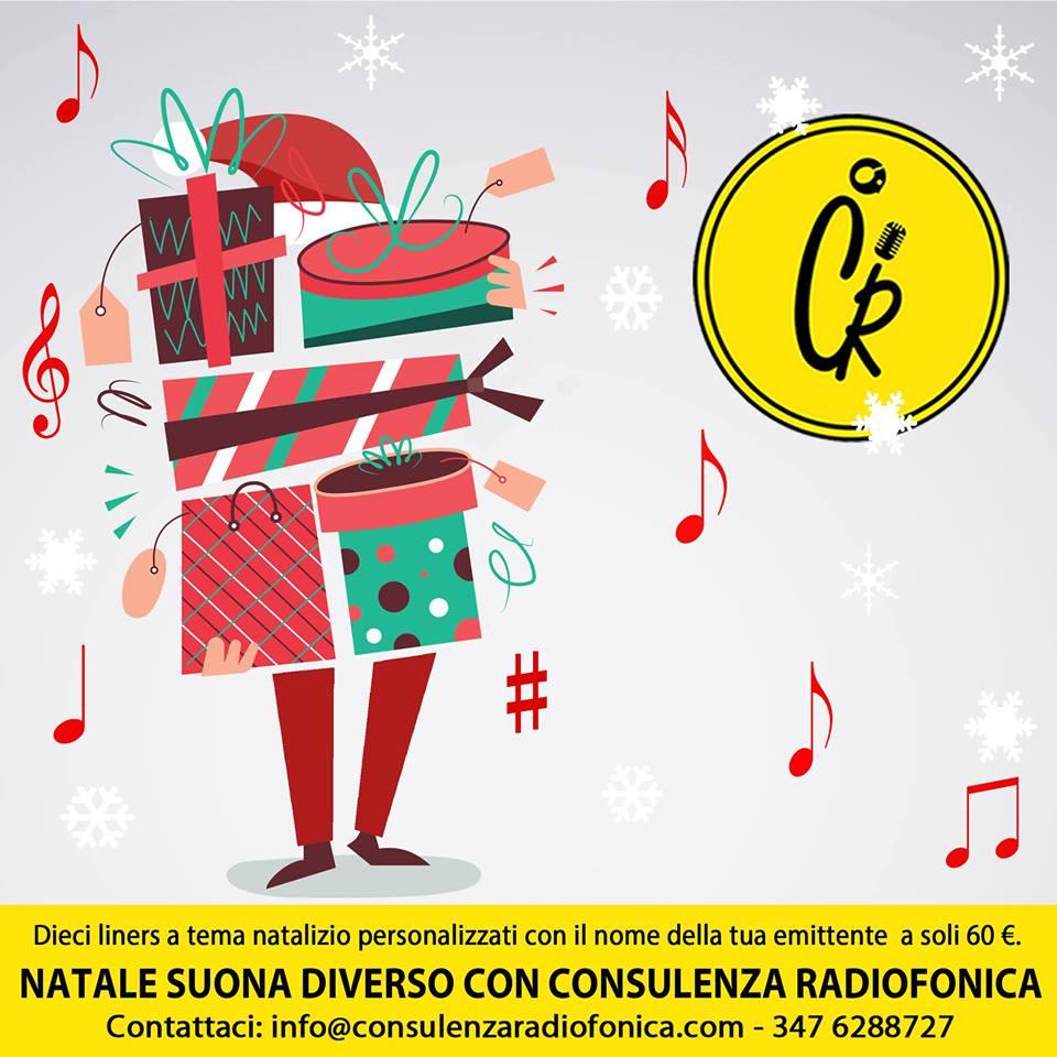 Consulenza Radiofonica Offerta Natale 2015