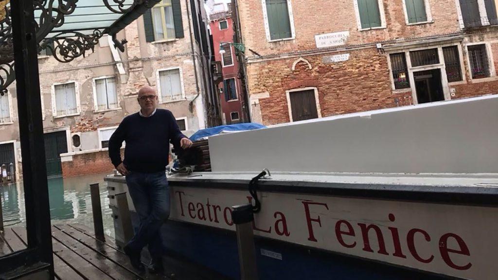 Fortunato Ortombina-Fenice Channel-intervista-consulenza radiofonica-venezia-teatro-web radio