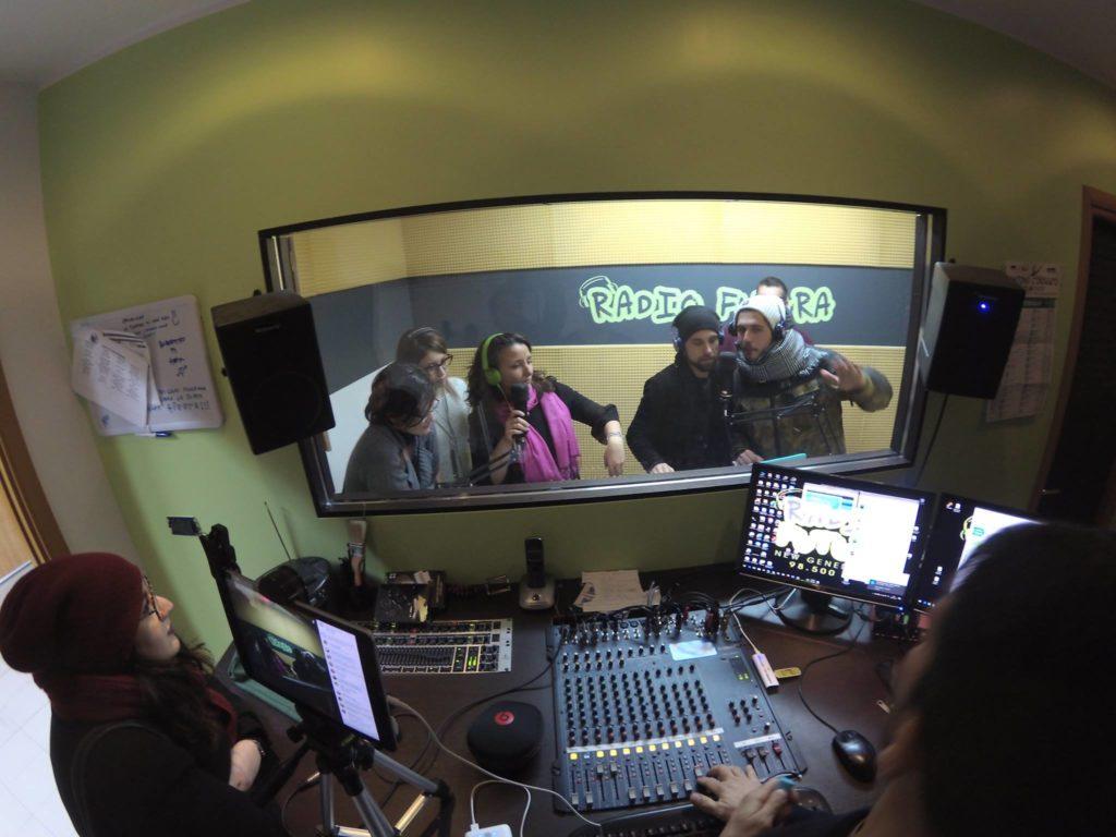 studio Radio Futura New Generation