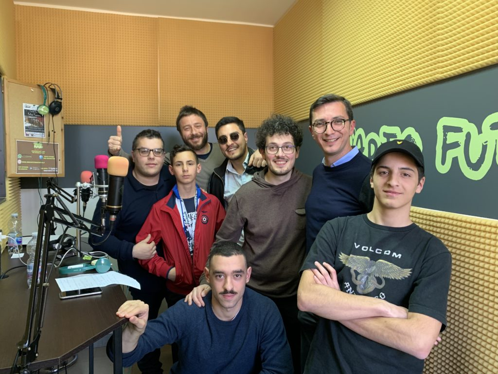 speaker Radio Futura New Generation