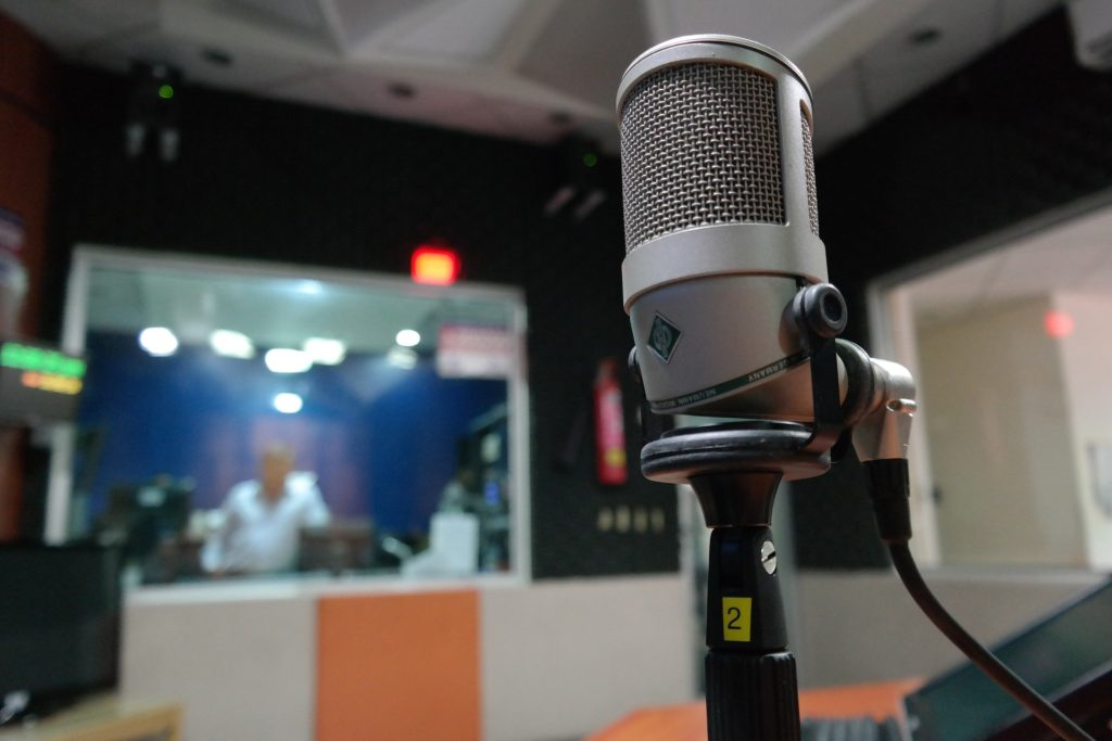 consulenza radiofonica giovani speaker
